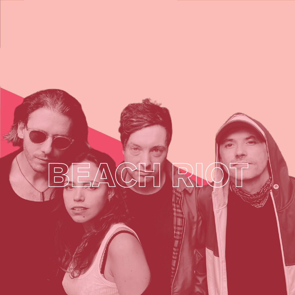 BAND PAGE ICON - BEACH RIOT