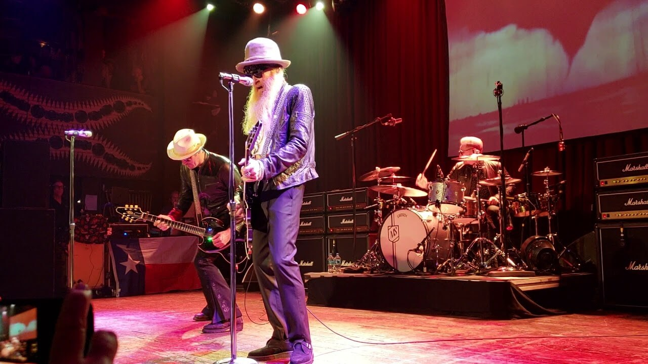 Billy Gibbons ZZ Top Gibson Epiphone blog