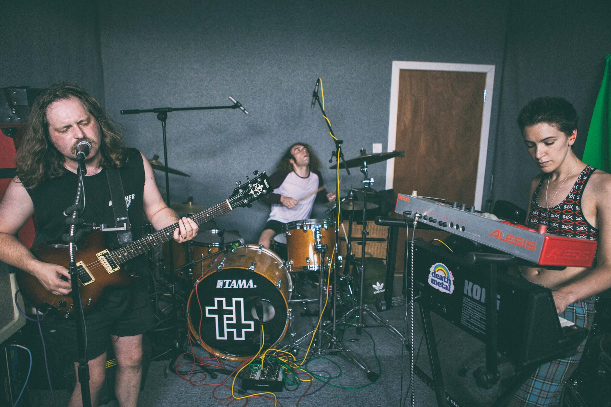 God Damn - Band photo