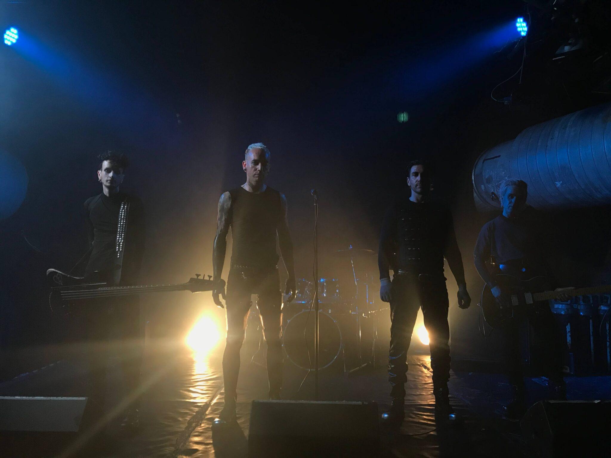 Drownd band photo