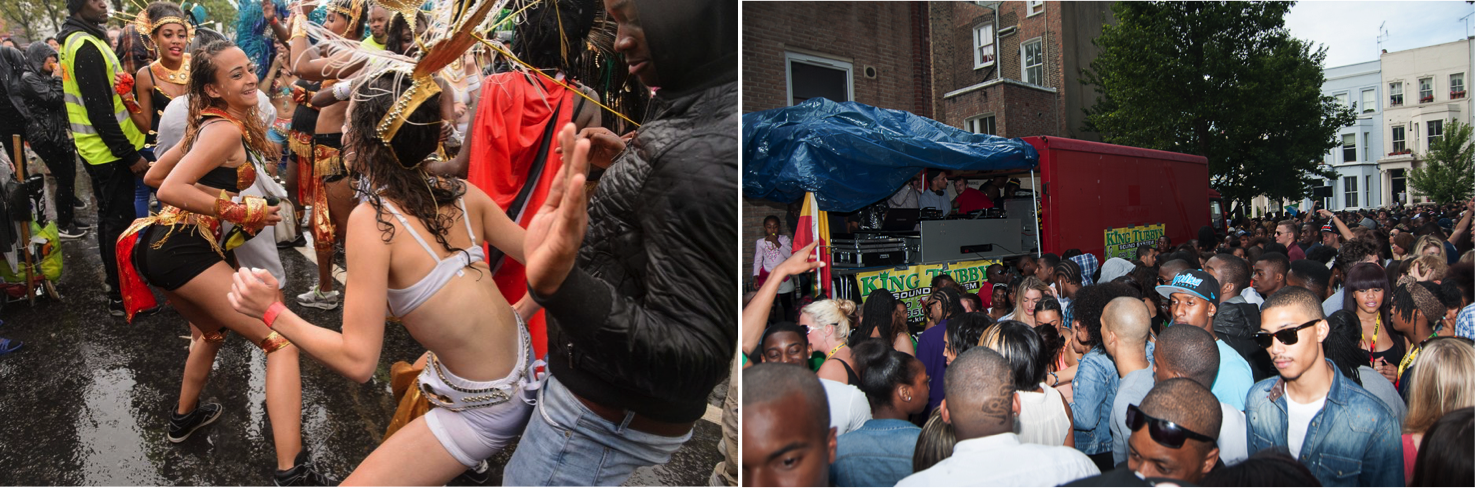 Photos from Notting Hill Carnival 2016 - Underground England blog