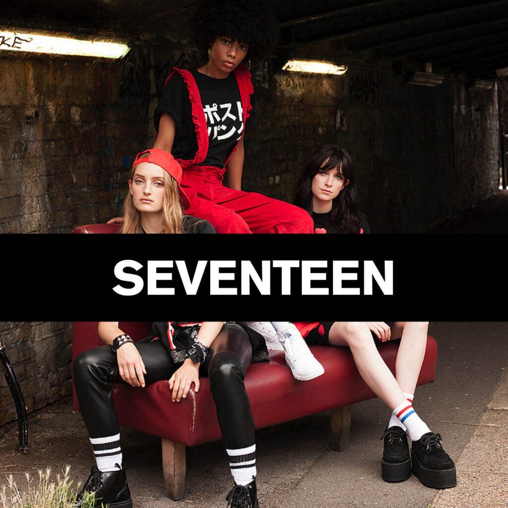 Press Features Gallery - Seventeen