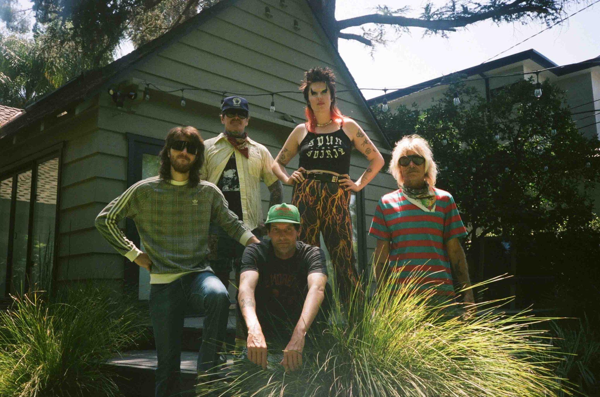 Surfbort band photo