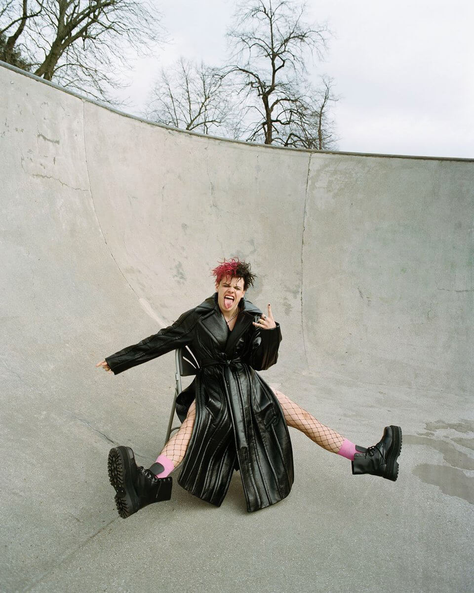 Yungblud Photo by Timo Kerber