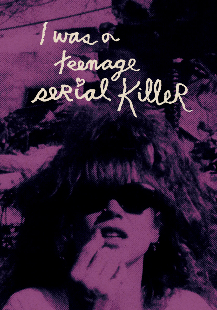 I Was A Teenage Serial Killer Movie poster Underground blog
