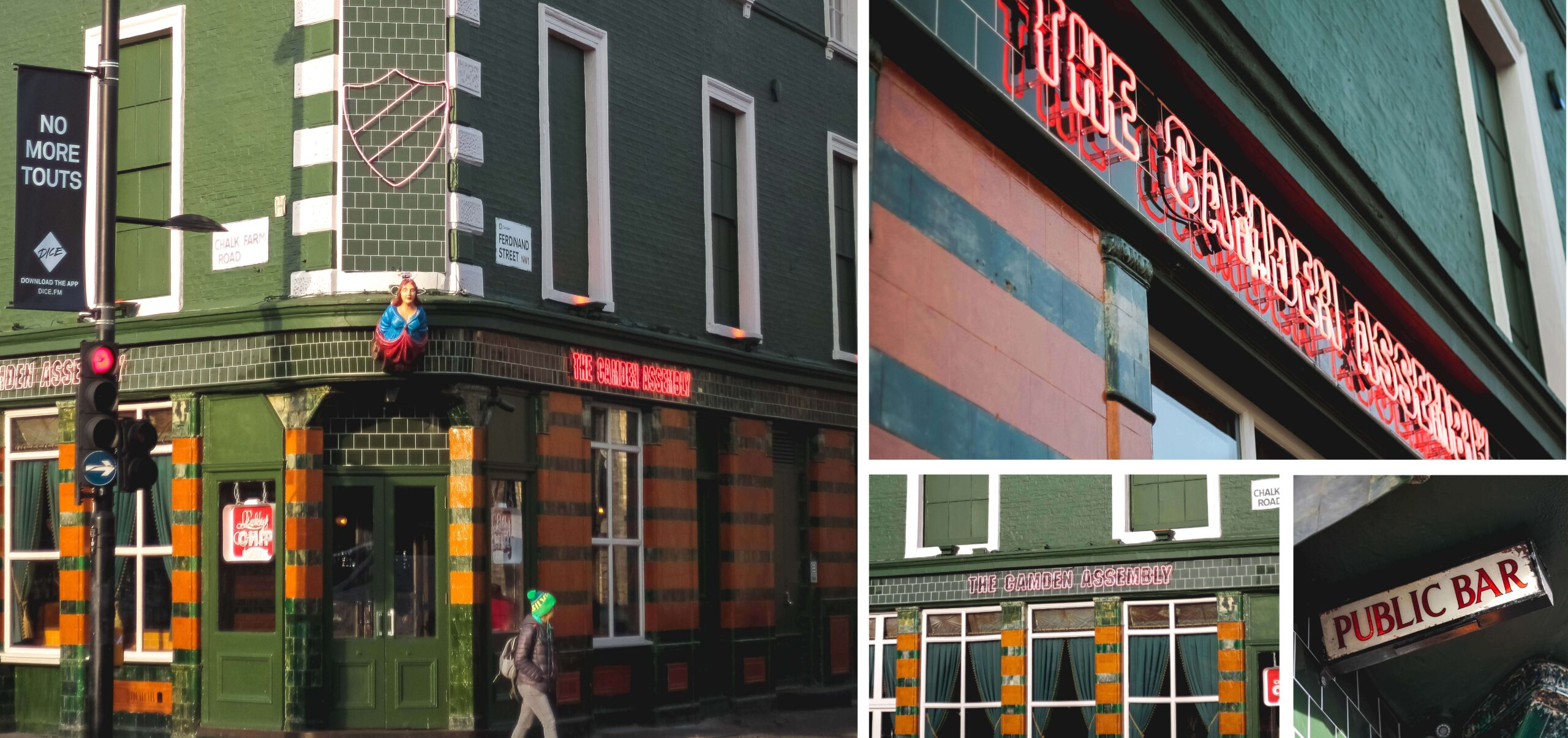BARFLY - MUSIC VENUE TRUST- supporting Live music - Underground blog