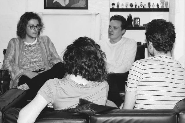 Gaygirl band photo - Underground England blog