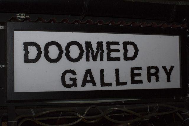 DOOMED GALLERY - Underground England blog
