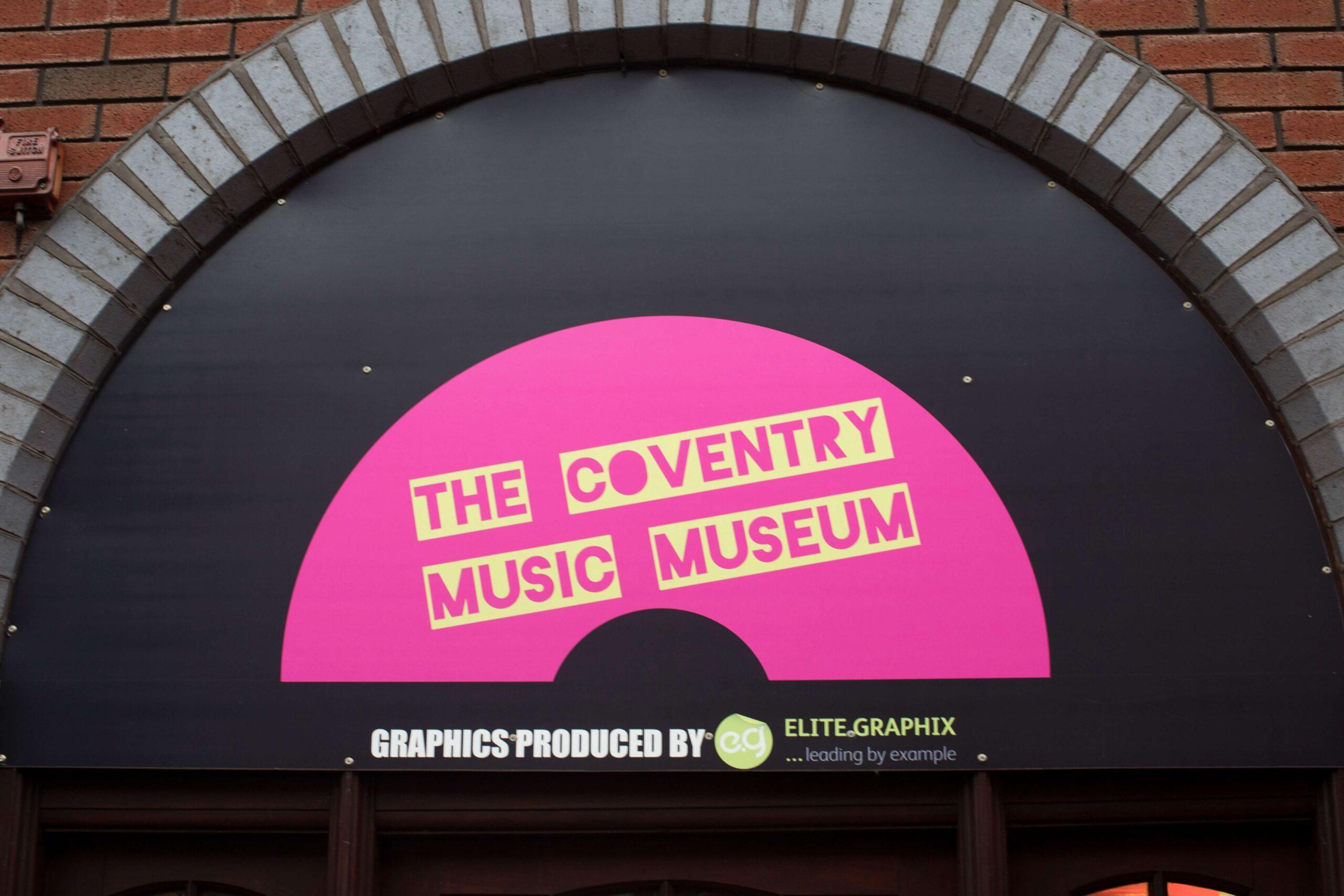 Coventry Music Museum - Underground England blog