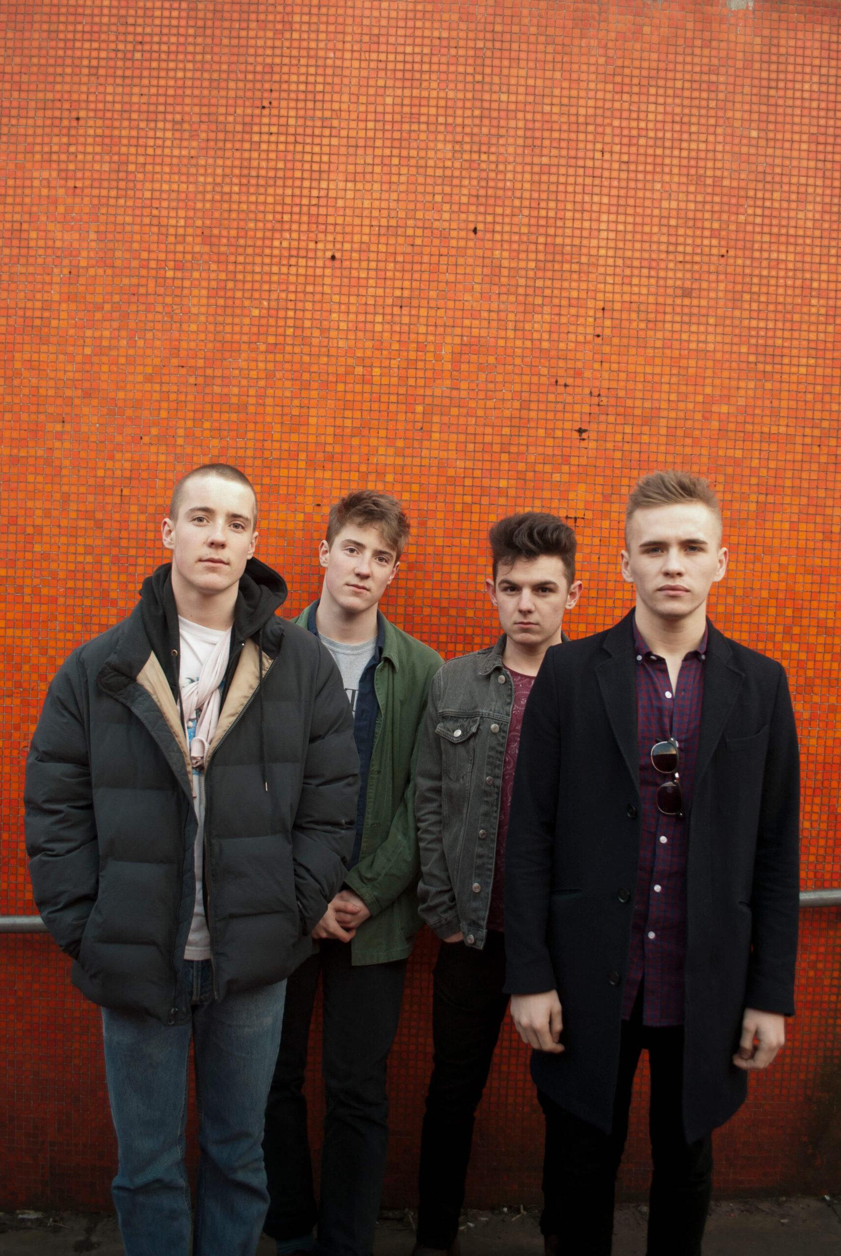 The Commonjets band photo - Underground England blog