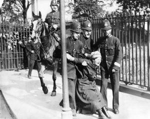 Resistance - The Suffragettes - Underground England blog