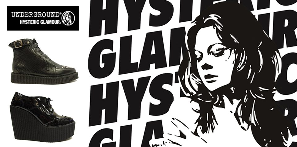 1. Hysteric Glamour