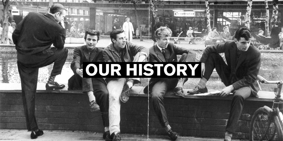 1. Underground - Our History