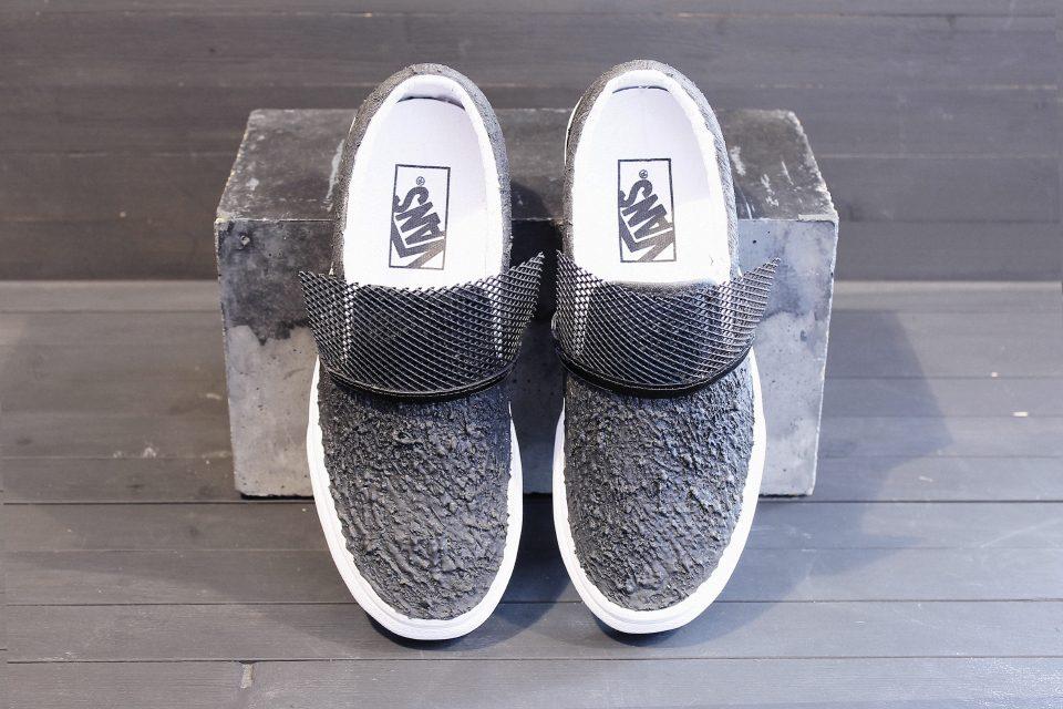 1. Underground Sneakers Vans