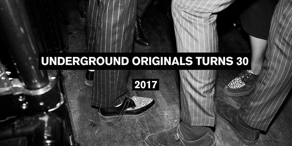 10. Underground - Underground Original turns 30
