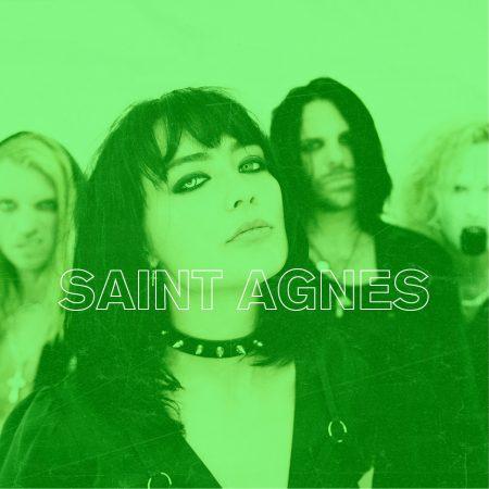 Underground Bands page Saint Agnes