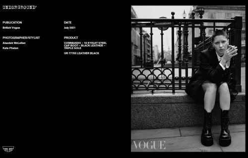 Press Features Gallery - British Vogue Photographer/Stylist: Alasdair McLellan Kate Phelan