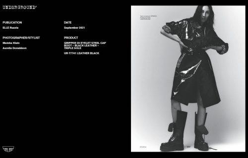 Press Features Gallery - Elle Photographer/Stylist: Meinke Klein Aurelia Donaldson