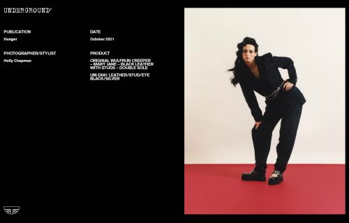 Press Features Gallery - Hunger Photographer/Stylist: Holly Chapman