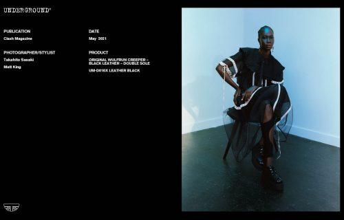 Press Features Gallery - Independents 2021 Photographer/Stylist: Takahito Sasaki Matt King