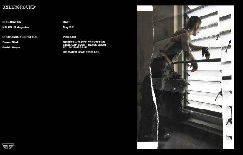 Press Features Gallery - Independents 2021 Photographer/Stylist: Darren Black Sachin Gogna