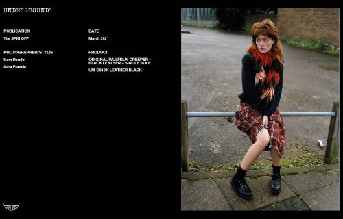 Press Features Gallery - Independents 2021 Photographer/Stylist: Sam Hendel Sara Francia
