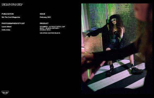 Press Features Gallery - Independents 2021 Photographer/Stylist: Laura Allard Celia Arias