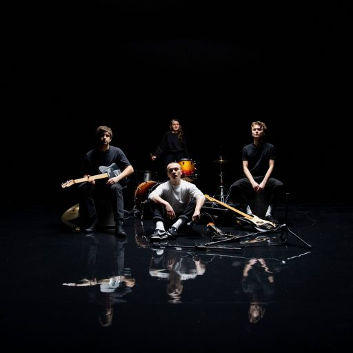Talk Show band photo