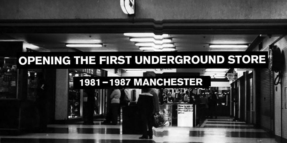 3. Underground -1981-1987