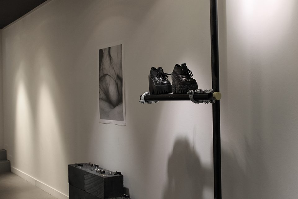3. Underground Paris Showroom 2015 Shoes Leather Boots Nufuture