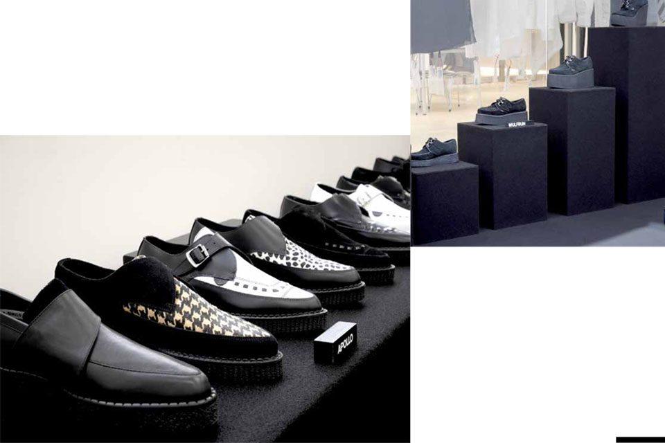 3. Underground Shoes Japan Tokyo