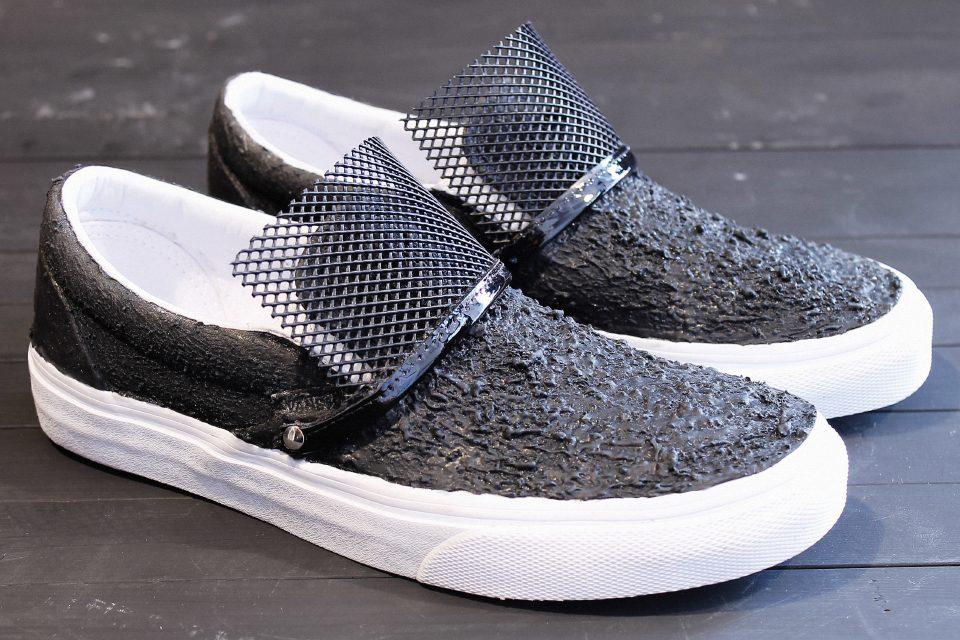 3. Underground Sneakers Vans