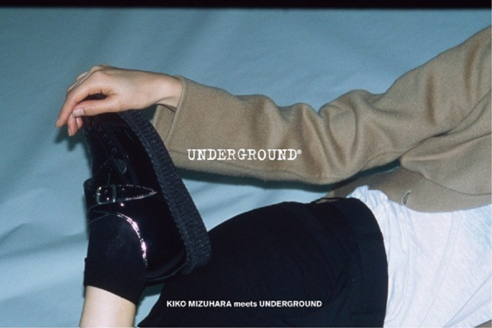 4. Kiko Mizuhara Underground