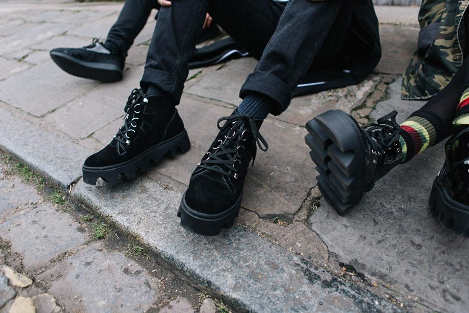 underground shoes jungle boots nox sneakers