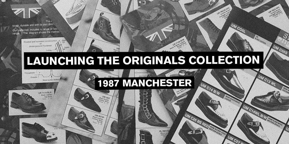4. Underground - ORIGINALS COLLECTION 1987