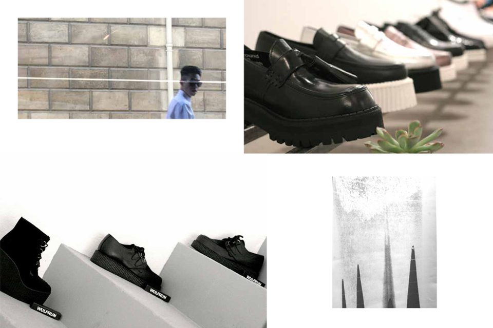 5. Paris SS15 Underground Clothing Shoes