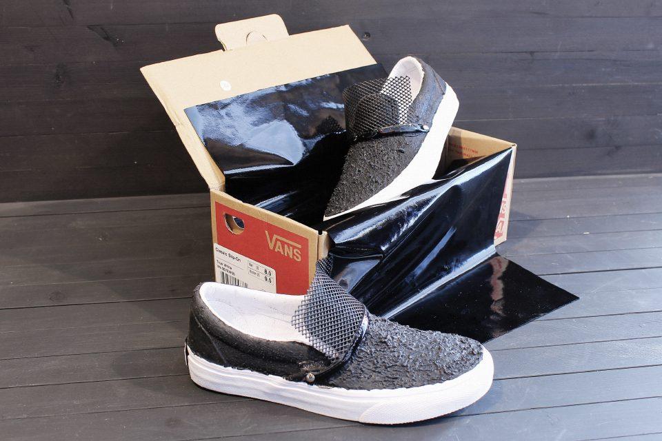 5. Underground Sneakers Vans