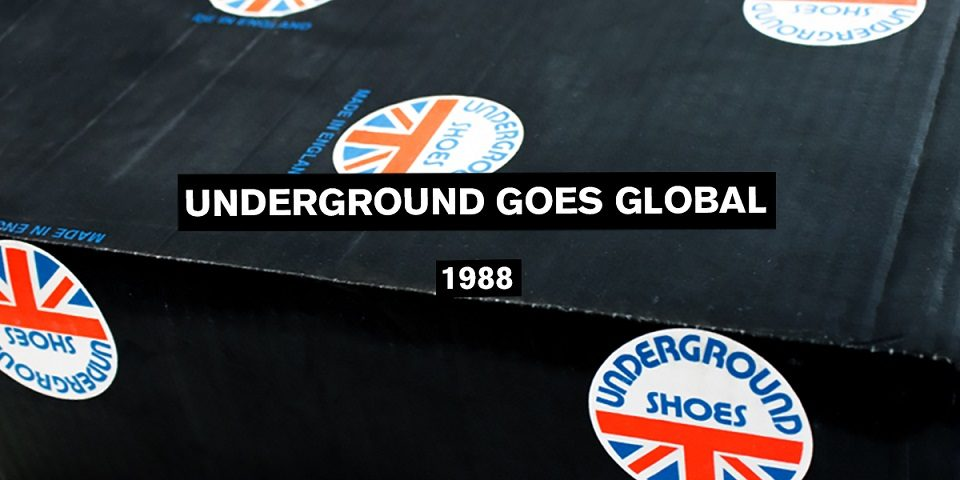 5. Underground - UNDERGROUND GOES GLOBAL