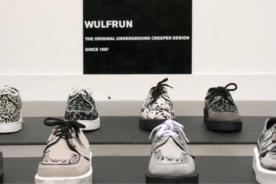 7. Paris SS15 Underground Clothing Shoes Wedge