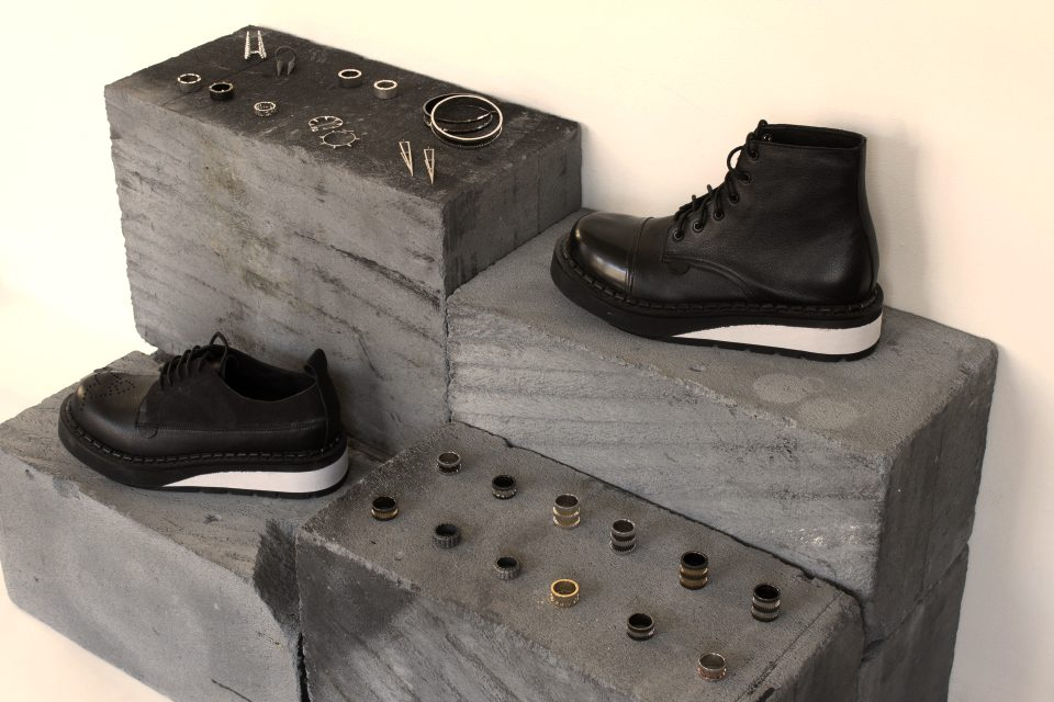 7. Underground Paris Showroom 2015 Nox Sneakers Nufuture