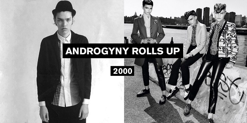 7. Underground - The Androgynous 2000's