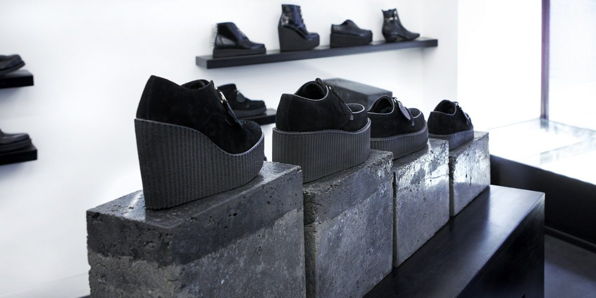 8. Wulfrun Creeper Underground Shoes