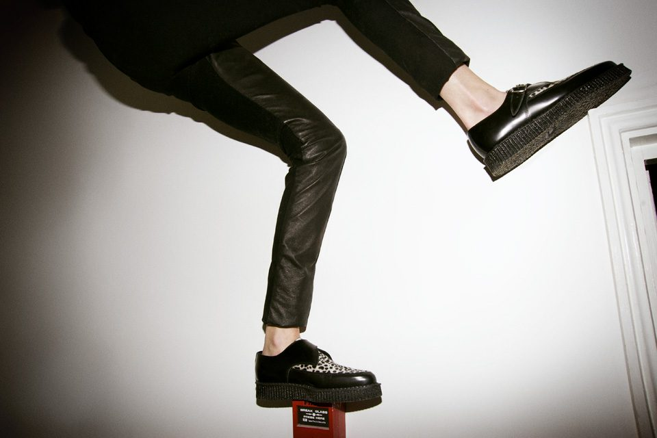 9. Underground Shoes Mens Leather Shoes Boots