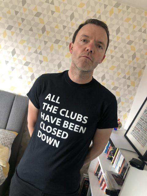 Aaron Starkie The Slow Readers Club 3