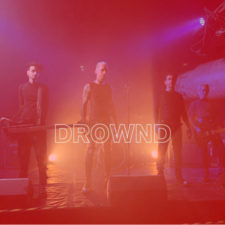 BAND ICON DROWND