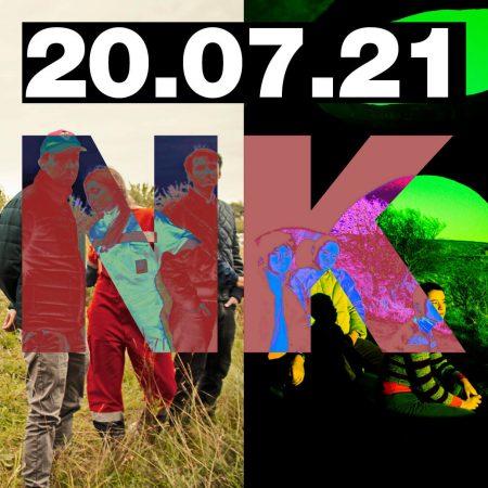 Promo image for Bootlickers radio show on Soho radio 20/07/21 Underground England