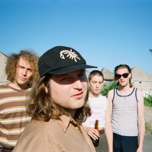 God Damn - Band photo Photo by Jack Parker