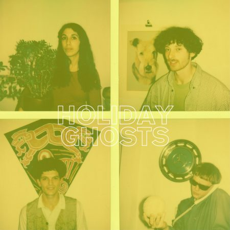 Underground England - Holiday Ghosts band page image