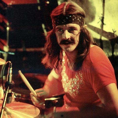 John Bonham influential drummers
