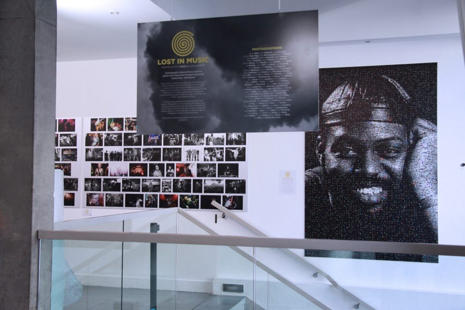 Lost In Music exhibition